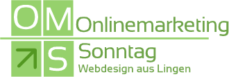 Onlinemarketing Sonntag