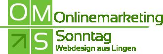 Onlinemarketing Sonntag