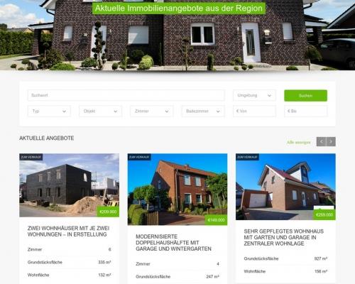 Neuberger Immobilien und Finanzen